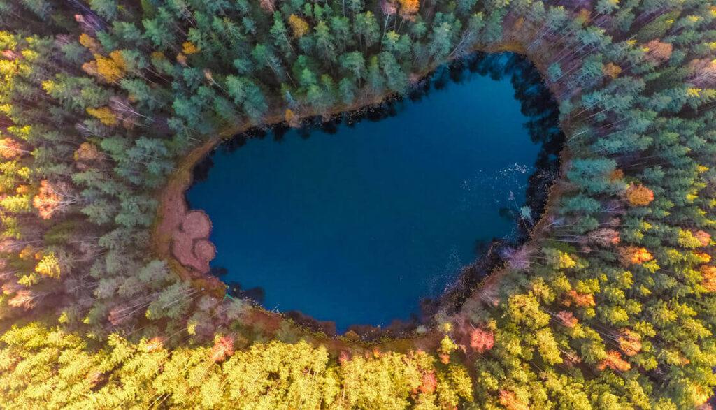 Лынтупы Голубые озера статья СМИ