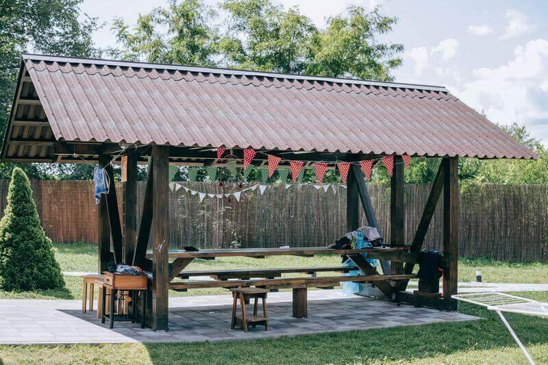 детский лагерь агроусадьба Голубые озера