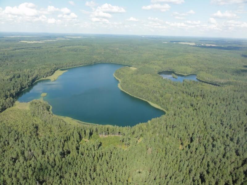 Голубые озера статья СМИ